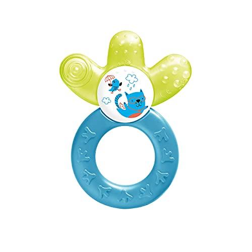 MAM 816611 - Cooler, Dentaruolo rinfrescante, bambino – Istruzioni in lingua straniera