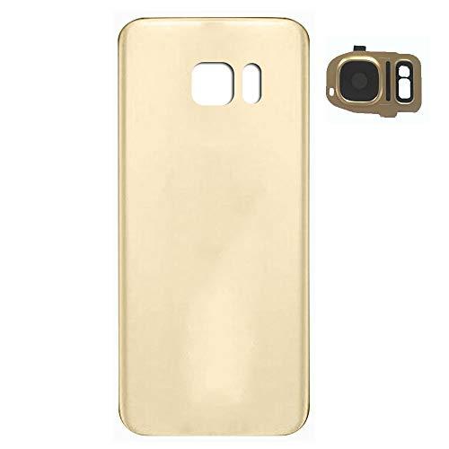 UU FIX Copri Batteria Back Cover per Samsung Galaxy S7 SM-G930F (Oro) Posteriore Battery Door Ricambio.