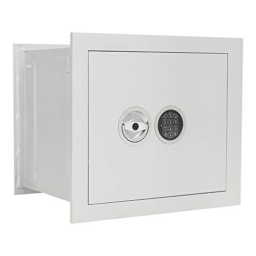 Rottner Tresor Cassaforte elettronica da parete Stone SE 45 Premium EN 1143-1 EN 1