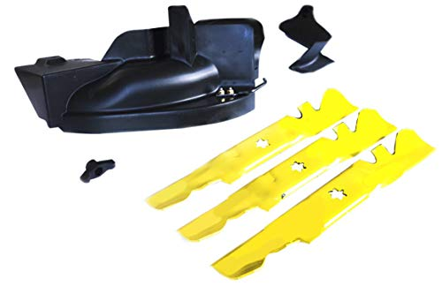Arnold 19A30041OEM Lawm Mower Mulching Kit, Yellow