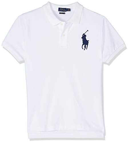Polo Ralph Lauren Womens Big Pony Skinny Fit Polo Shirt