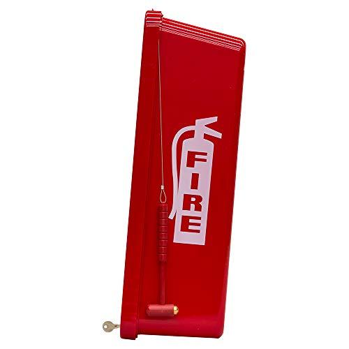 10# Fire Extinguisher Cabinet Indoor/Outdoor - Red