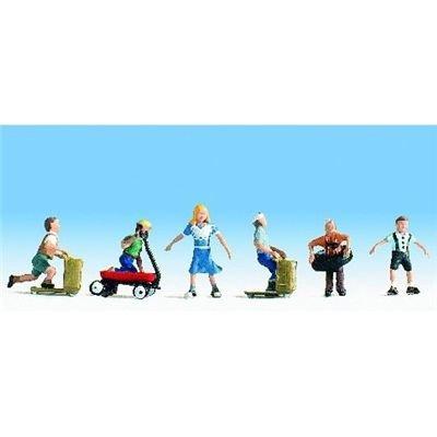 Noch 36811 - Spielende Kinder Figuren