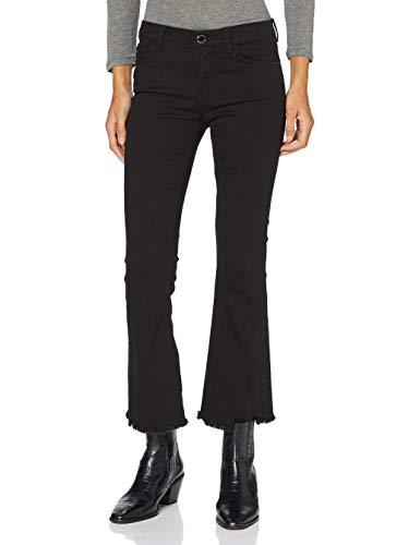 Pinko Fannie 11 Jeans, Z99_Nero Limousine, 28 para Mujer