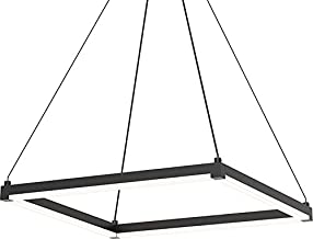 Sonneman 2786-25 19`` LED Pendant from The Stix Square Collection