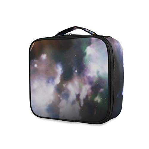 SUGARHE Galaxy Theme Nebula Universe Planeten Magische Fantasie Himmel,Kosmetik Reise Kulturbeutel...
