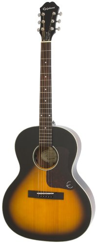 Epiphone EL-00 PRO  Solid Top Parlor Size Acoustic / Electric Guitar