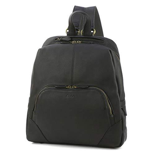 [ダコタ] リュック 本革 エダード 1033720 レディース ブラック DA-1033720-10