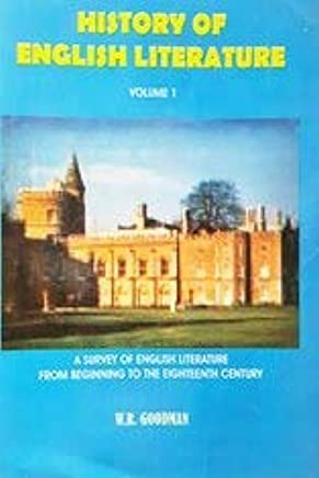 history of english literature by goodman