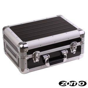 Zomo Flightcase CDJ-10 XT - Schwarz - Für 10 Zoll DJ Mixer und DJ CD-Player