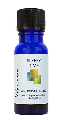 Wyndmere Naturals, Essential Oil Blend Sleepy Time, 0.33 Ounce