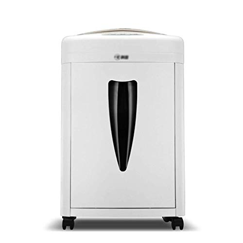 Learn More About SCDFDJ Minute Heavy-Duty Micro-Cut Paper Shredder, High-Security with Destroying CD...