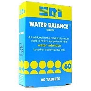 Water Balance 60 Tablets x 3 Pack Saver Deal