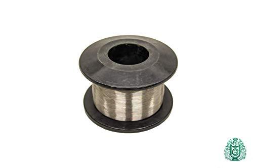 100pcs 10A 220V 2 Pin Push-Schnelldraht-Kabelverbinder Wei/ßer Anschluss Federdraht-Steckverbinder