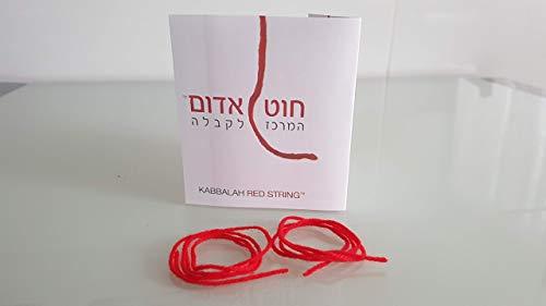 Pulsera KABBALAH de Hilo Rojo, Red KABBALAH Bracelet, talismán, amuleto,...