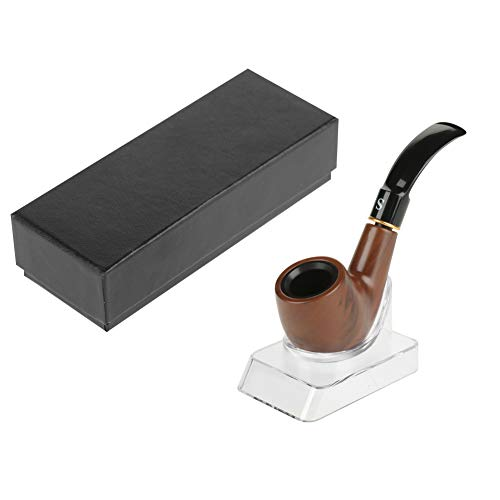 Tubo de cigarro de resina, conjunto de cachimbo de tabaco, acessórios para fumar homens e mulheres (SD-103)