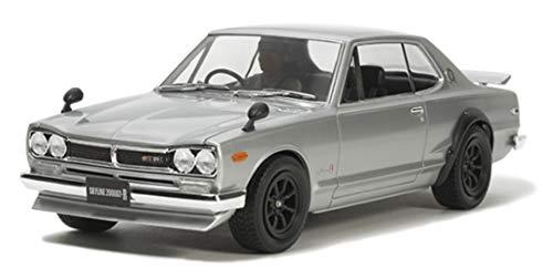 "Tamiya 24335 - Maqueta de coche Nissan Skyline 2000 GT-R \""Street Custom\"" - escala 1/24"