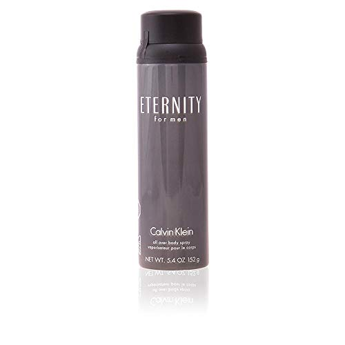 Calvin Klein ETERNITY for Men Body Spray, 5.4 Oz