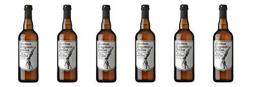 Birra Follina - Botanica - Birra Artigianale Golden Ale non filtrata e non pastorizzata - 75cl - Gradazione alcolica 6% - Prodotta in Italia (6)
