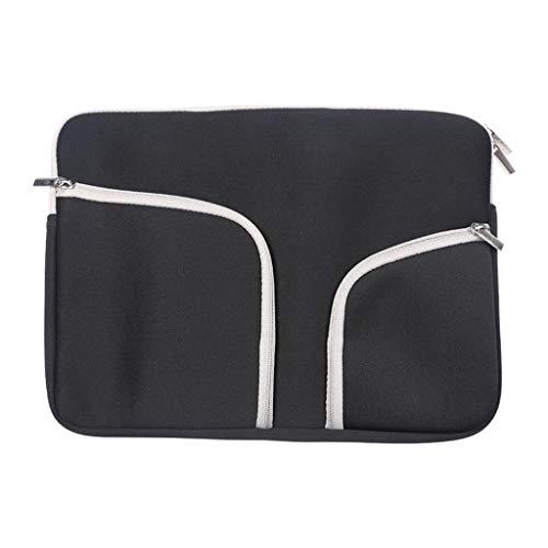 LOVIVER Scratch-proof 13'' Portable Laptop Notebook Cover Sleeve Slim Tablet Storage Bag