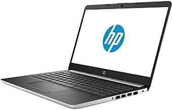"""New HP 14"""" Full HD IPS 1080p Crisp Screen Light and Fast Laptop PC, Backlit Keyboard, 8th Gen Intel i3-8130U Dual-Core Processor 4GB RAM 128GB SSD 802.11ac Bluetooth 4.2 HDMI Windows 10 - Silver"""