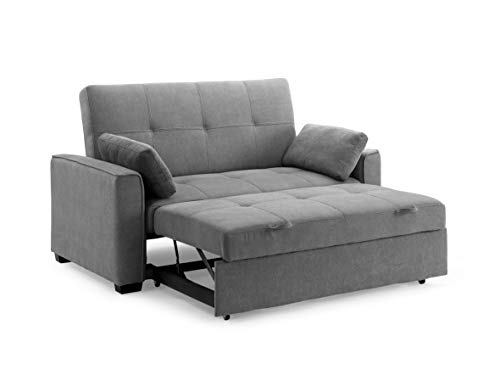 Mechali Products Furniture Sofa Sleeper Convertible into Lounger/Love seat/Bed - Twin, Full Queen Sizes (Full)