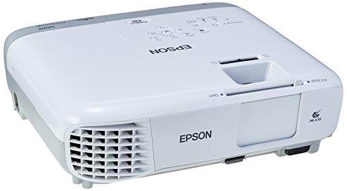 Projetor Epson PowerLite X39 3500 Lumens XGA, HDMI, Branco, Bivolt