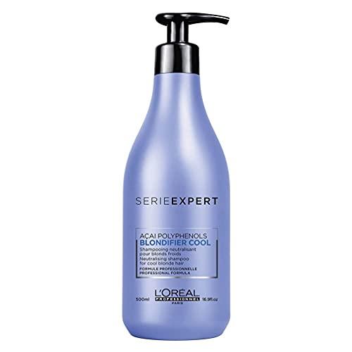 L'Oréal Professionnel Paris Shampoo Per Capelli Biondi - 500 ml