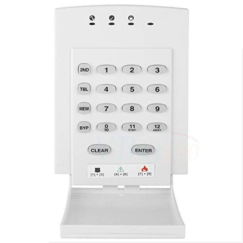 Sistema de seguridad antirrobo para el hogar con control de alarma para mantener tu hogar seguro