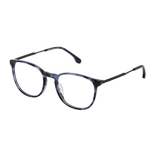 LOZZA Occhiali da Vista Pavia 3 VL4235 0VBG 51-19-145 unisex avana blu lucido