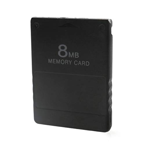 8MB High Speed Game Memory Card Compatible with Sony Playstation 2 PS2