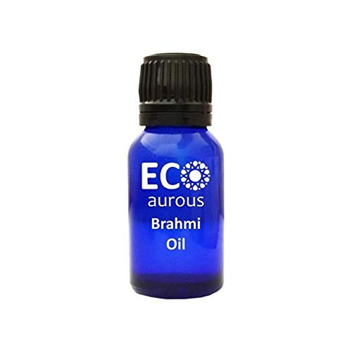 Brahmi Oil 100% Natural, Organic, Vegan & Cruelty Free Brahmi Essential Oil | Pure Brahmi Oil By Eco Aurous