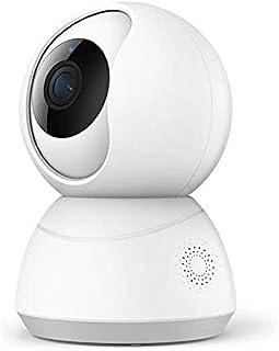Cámara IP Home Security Camera 360°Cámara de vigilancia 1080P Cámara de Vigilancia FHD con Visión NocturnaCámara de MascotaDetección de Movimiento Audio de 2 VíasCompatible con iOS/Android