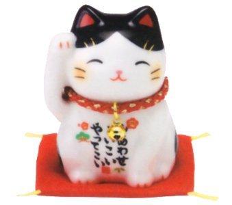 Matsumoto-Toki Fortune uitziend keramiek Cat (Mini) 7534