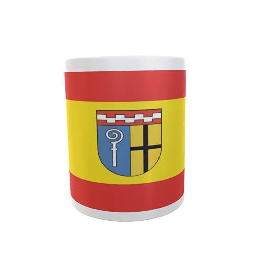 U24 Tasse Kaffeebecher Mug Cup Flagge Mönchengladbach