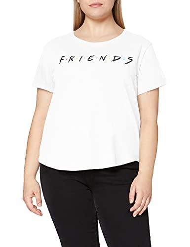 Friends Titles Camiseta para Mujer