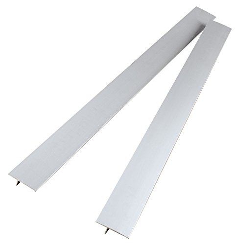 Gap Cap for Stovetops Aluminum – Stove Counter Gap Cover with...