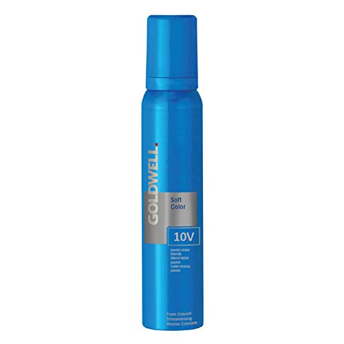 Goldwell Colorance Soft Color 10V, pastell-violablond, 1er Pack, (1x 125 ml)