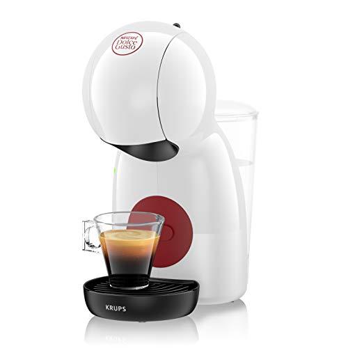 Nescafé Dolce Gusto Piccolo XS KP1A01 Machine à café expresso et autres boissons, manuelle, blanc