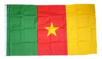 Kamerun Fahne 150 x 90cm