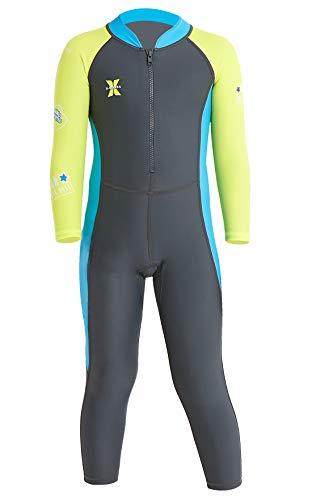 Sun protection swim suit for children