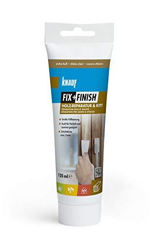 Knauf 593514 Fix+Finish Holzreparatur eiche hell 125 ml