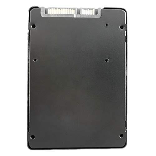 Camisin Unidad de estado sólido, SATA3 2.5 SSD de 256 GB unidad de estado sólido de fácil instalación SSD, adecuado para computadora de escritorio y portátil
