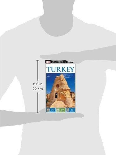 DK Eyewitness Turkey: 2016 (Travel Guide) - 31kL25u3nHL