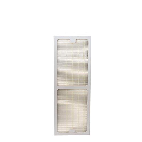 LifeSupplyUSA HEPA Filter Replacement Compatible with Hunter Permalife 30967, 30757, 30755, 30756, 37755