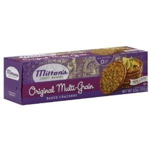 Milton's Craft Bakers Original All Boston Mall stores are sold Multi Box Crackers 8.3oz Grain