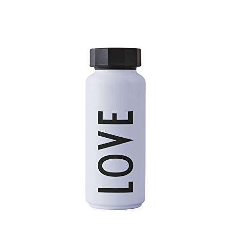 Design Letters Trinkflasche/Isolier Flasche (Lavendel) 500 ml.