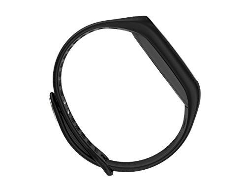 TomTom TOUCH Cardio + Composition Corporelle - Bracelet d'Activité - Taille Large - Noir