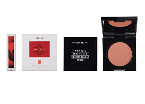 Korres WILD ROSE Rouge ,42 Luminous Apricot, 1er Pack (1 x 5.5 g)
