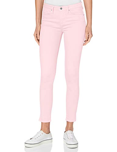 Tommy Hilfiger Damen WW0WW21666 Skinny Jeans, Rosa (Orchid Pink 652), W29 (Herstellergröße: NI29)